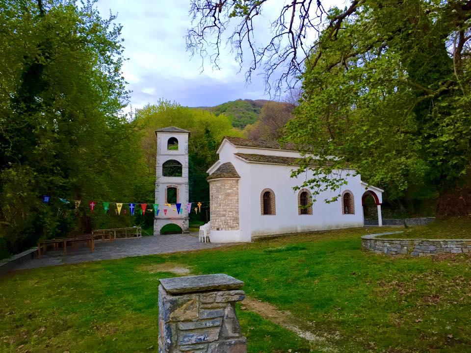pelion-church