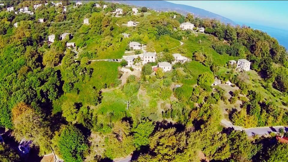 pelion-houses