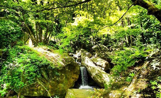 pelion-waterfall