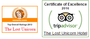 TripAdvisor 2016 Certificate of Excellence Award
